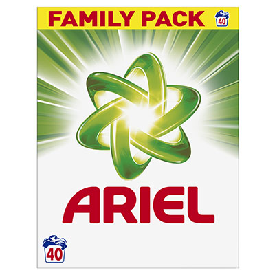 Ariel Regular Powder 40w - 2.6kg