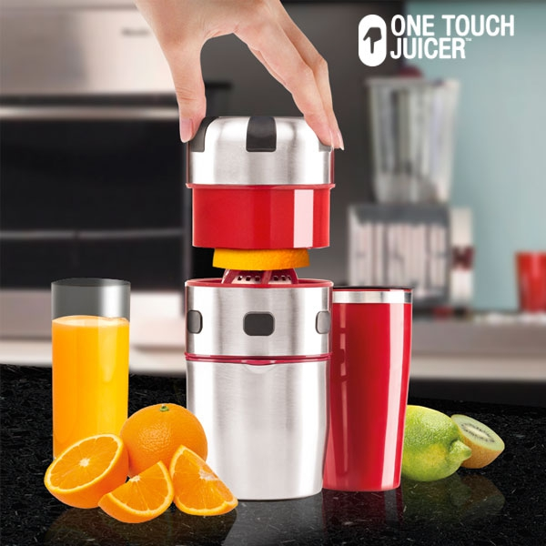 One Touch Juicer Professional Steel Juicer
