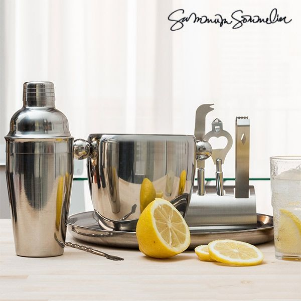 Summum Sommelier Cocktail Set X8