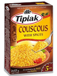 Tipiak Cous Cous With Spices 250 G