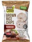 Rice Up Nh Rice Chips Bbq 60 G
