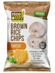 Rice Up Nh Rice Chips Cheese 60 G