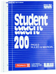 Brunnen Student Refill Pad A4 Cloth Bound 320 Pages 1 P