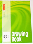 Brunnen A4 Drawing Book 20pages 1 P