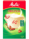 Melitta Coffee Filter Bags Original Brown 1x2 40 P