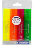 Staedtler Textsurfer Classic Rainbow Colours 4 P