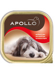 Apollo Beef & Liver Dog Food 300 G