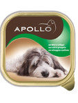 Apollo Chicken & Game Dog Food 300 G