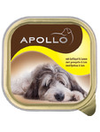 Apollo Chicken & Lamb Dog Food 300 G