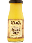 Nick Honey Mustard Sauce 140 G
