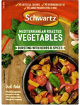 Schwartz Mediterranean Roasted Vegetables 030 Grms