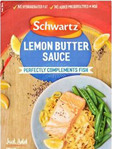 Schwartz Lemon Butter Mix For Fish 038 Grms