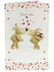Boofle Birthday Boyfriend Cute Card