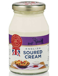 The Devon Cream English Soured Cream 170 Grms