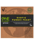 The One One Planet Pizza Exotic Funghi Feast 460 Grms