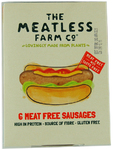 The Meatless Farm Co Sausages 6pack 300g 6 P