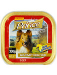Prime Pet Food Gourmet Adult Dog Food Beef 300 G