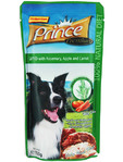 Prince Lamb With Rosemary, Apple & Carrot Pouch 150 Grms