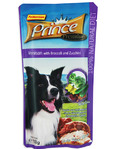 Prime Pet Food Venison With Broccoli & Zucchini Pouch 150 G
