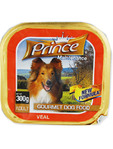 Prime Pet Food Gourmet Dog Food Veal Adult 300 G