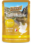 Prime Pet Food Pouch Chicken & Sea Buckthom 375 G