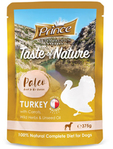 Prime Pet Food Pouch Turkey With Carrots 375 G