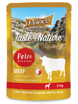 Prime Pet Food Pouch Beef & Pumpkin 375 G