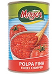 Mayor Polpa Fina 400 Grms