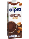 Alpro Almond Dark Chocolate Milk 1.00 Ltr