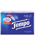 Tempo Cotton Touch Tissues 4ply 6 Pcs.