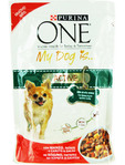 Purina One My Dog Is Active Beef & Potato 100 G