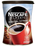 Nescafe Shaped Tin Classic 250 G