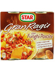 Star Gran Ragu With Mushrooms 180 G