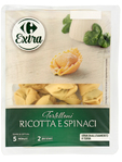 Carrefour Ricotta & Spinach Tortelloni 250 G