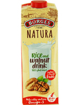 Borges Rice & Walnut Drink 1.00 Ltr