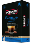 Oquendo Capsules Placidezza Decaffeinated  X  10 Pcs.