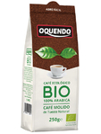 Oquendo Ground Coffee Bio 100% Arabica X 250 Grms