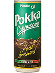 Pokka Coffee Cappuccino 240 Ml