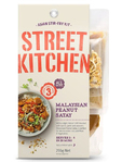 Street Kitchen Asian Stir Fry Peanut Satay 255 Grms