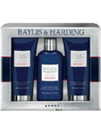 Baylis & Harding Men Citrus & Lime Mint 3pc Set