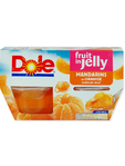 Dole Mandarins In Orange Jelly 492g