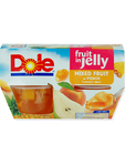 Dole Fruit Mix In Peach Jelly 492g
