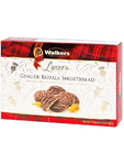 Walkers Luxury Orange Royals Shortbread Biscuits 150g