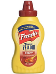 French's Yellow Spicy Mustard 226g