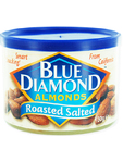 Blue Diamond Salted Almonds 150g