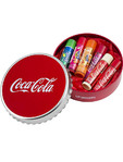 Coca Cola Cap Tin Box 6pcs