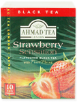 Ahmad Tea Strawberry Senation X10