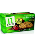 Nairn's Fruit & Spice Oat Biscuits 200g (gf)