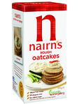 Nairn's Rough Oat Cakes 291g
