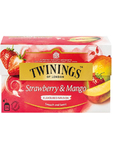 Twinings Strawberry & Mango Tea X25